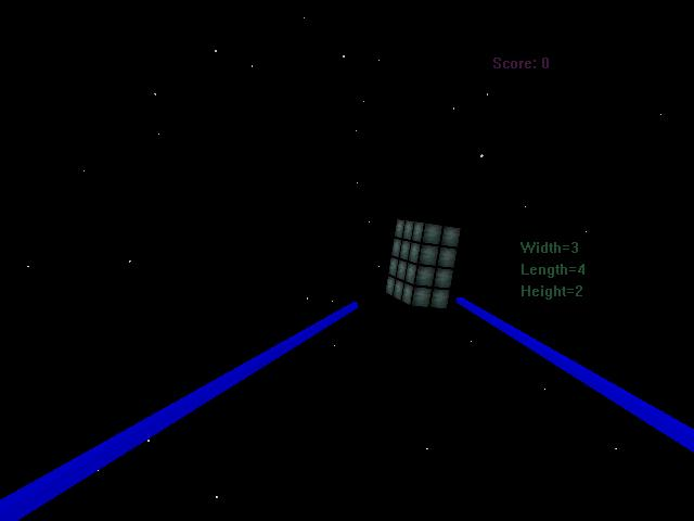 Click to view Galactic Geometry 3D 1.6 screenshot